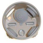 10x Gris Boîte de dérivation ronde 65mm connecteur de câble IP44résistant aux éclaboussures, avec œillets en caoutchouc et couvercle à clipser 65x 35 de la marque ESR image 4 produit