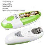 BangRui Mains libres Rapide Sécuritaire Ouvre-boîte électrique et automatique du bord lisse (Vert) de la marque BangRui image 2 produit