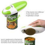 BangRui Mains libres Rapide Sécuritaire Ouvre-boîte électrique et automatique du bord lisse (Vert) de la marque BangRui image 3 produit