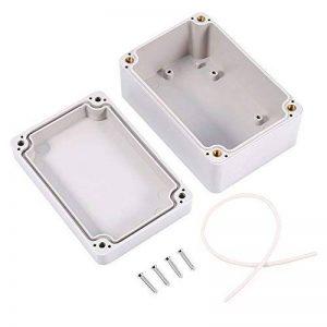 Boîte de Jonction Connecteur Étanche IP66 Connecteurs Boîtier Électrique Extérieur Intérieur(100x68x50mm) de la marque Walfront image 0 produit
