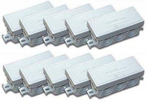 Boîte de raccordement - IP55 -89x 43x 37mm 20 Stück FR-Abzweigdose de la marque Protec.class image 0 produit