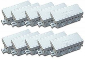 Boîte de raccordement - IP55 -89x 43x 37mm 5 Stück FR-Abzweigdose de la marque Protec.class image 0 produit