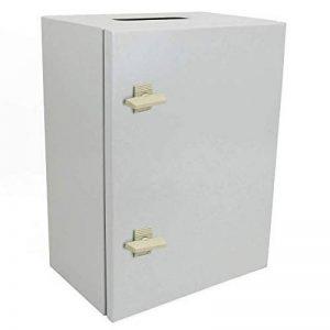 Cablematic - boîte de distribution électrique en métal IP65 pour montage mural 600x400x200mm de la marque Cablematic image 0 produit