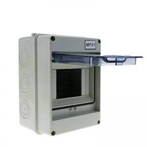 Cablematic - Boîte électrique SPN 5M IP65 ABS HT de surface en plastique de la marque Cablematic image 0 produit