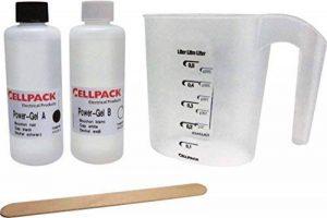 Cellpack CEL335120 Power gel pro pour rendre étanche d'installation électrique 400 ml de la marque Cellpack image 0 produit