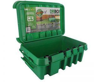 Dri-Box FL-1859-285-IIG IP55 Intempéries Box Moyen, Vert de la marque Dri-Box image 0 produit