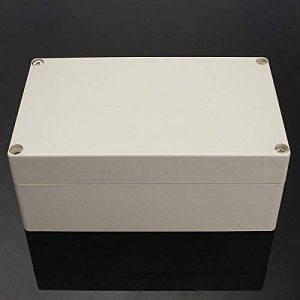 elegiant 16Taille étanche IP65ABS Boîte électronique Boîtier en plastique Boîte de raccordement de la marque ELEGIANT image 0 produit