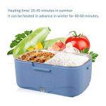 IrahdBowen Boîte à Lunch Portable Lunch Box Heater - Boîte à Lunch de Chauffage électrique pour 24V Truck 12V de la marque IrahdBowen image 2 produit