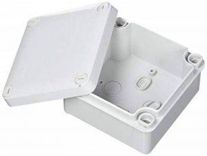 Legrand Plexo Boîte carrée étanche Gris de la marque Legrand image 0 produit