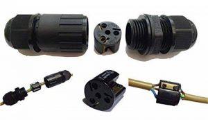 M684–3connecteur 3fils pôle Bloc IP68étanche pour câble électrique Extérieur fil Diamètre 5–9mm de la marque LP Global image 0 produit
