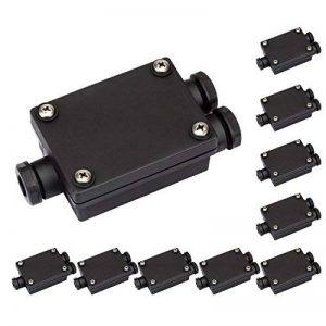 parlat Manchon de câble double pour l'extérieur, raccordement des câbles 6-9mm IP68, 10 pcs de la marque Parlat image 0 produit