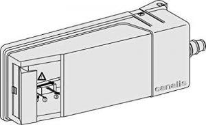 Schneider Electric KBC16DCF40 Canalis Coffret de Dérivation pour Fusible NF 8.5 x 31.5 mm, Oolarité Fixe, 16 A de la marque Schneider Electric image 0 produit