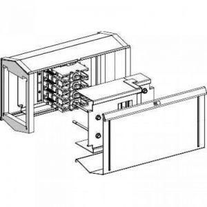 Schneider KSA500FA4 Bloc de jonction 500 A avec connecteur Canalis KSA IP52 de la marque Schneider image 0 produit