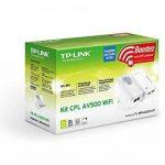 TP-Link CPL 600 Mbps avec 2 Ports Ethernet, 1 CPL Filaire avec prise intégrée + 1 CPL Wi-Fi, Kit de 2 - étendez votre connexion Internet dans chaque pièce de la maison (TL-WPA4225 KIT) de la marque TP-Link image 3 produit