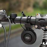 TWOOC Vélo électrique Hupe eletek USB Rechargeable Vélo Sonnerie 120dB étanche et staubgeschützt Poignée pour boîtes de 22–31,8mm de la marque TWOOC image 1 produit