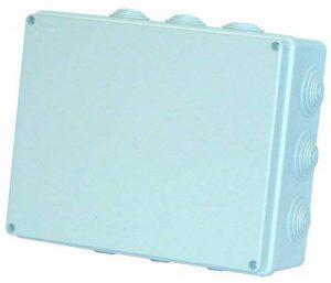 Voltman DIO013095 Boîte étanche 240 x 190 x 90 IP55 de la marque Voltman image 0 produit