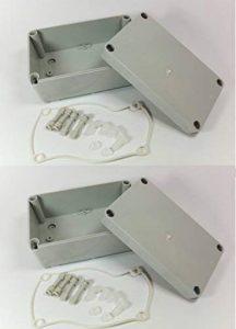 Waterproof Plastic Enclosure Case Power Junction Box de la marque TPBox image 0 produit